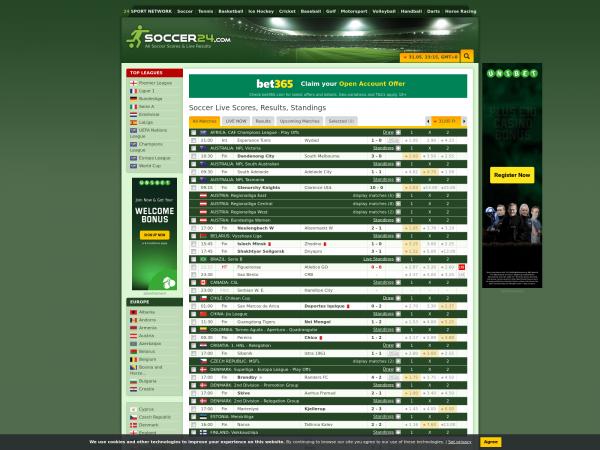 Soccer 24 Live